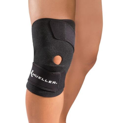 Mueller térdtámasz, nyitott patellával - Wraparound Knee Support